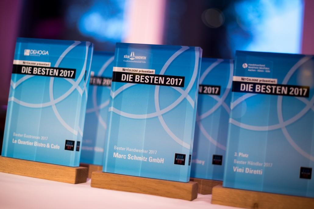"""Preisverleihung """"Die Besten 2017"""" 1"""