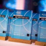 """Preisverleihung """"Die Besten 2017"""" 7"""