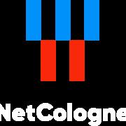 NetCologne Logo sRGB White 2