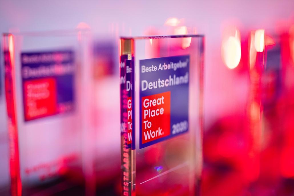 NetCologne zählt zu den besten Arbeitgebern in Deutschland 1
