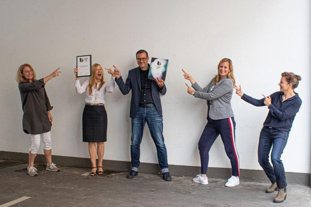 NetCologne gewinnt den German Brand Award 2020 1