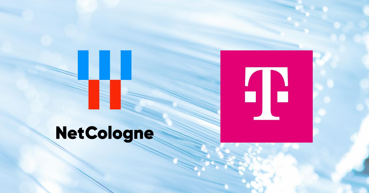 Telekom und NetCologne erweitern Glasfaser-Kooperation für Großraum Köln und Aachen 1