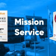 Top Service 2021: NetCologne erneut als kundenfreundlichster Telekommunikationsanbieter ausgezeichnet 5