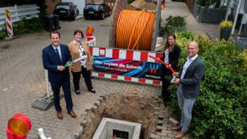 Schnelles Internet für Pulheim: Erste Kunden werden an das Netz der Zukunft geschaltet 1